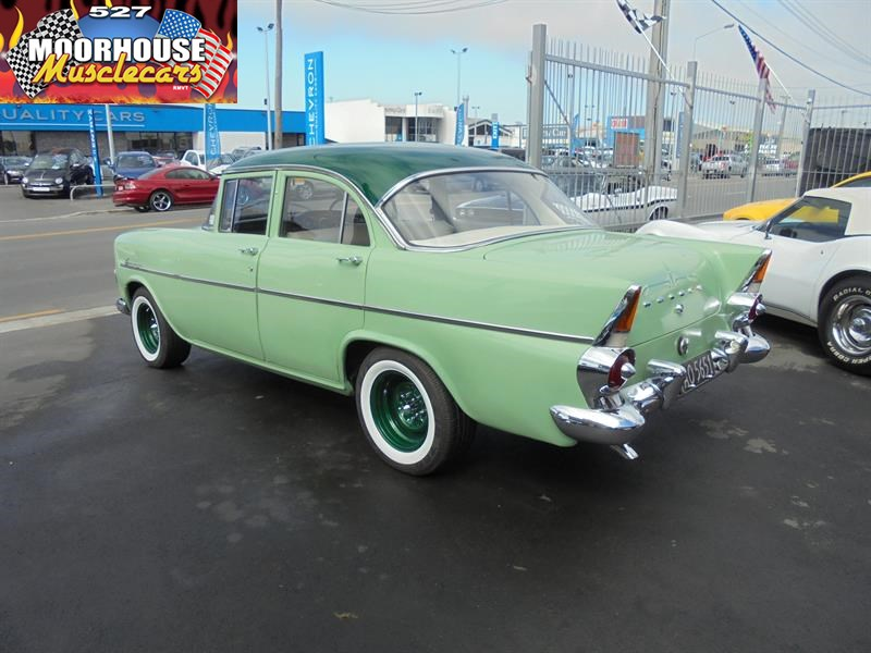 1962 HOLDEN SPECIAL| Moorhouse Muscle Cars | Christchurch ...