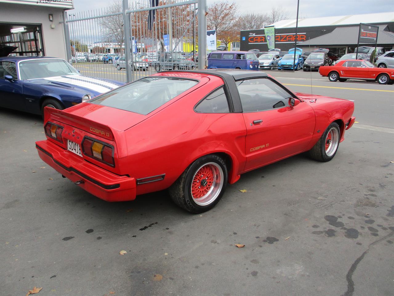 1978 Mustang 2 Price