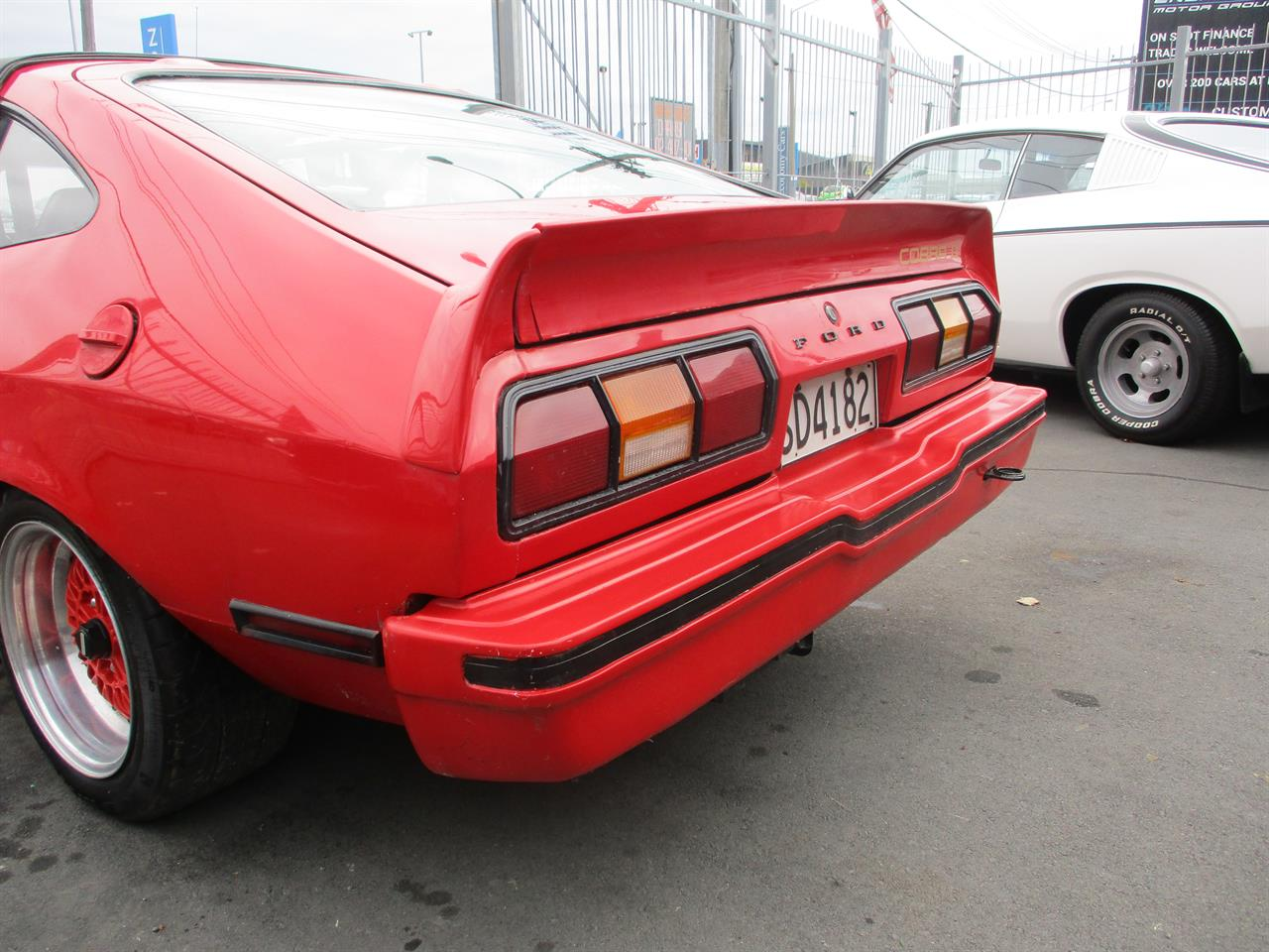 1978 FORD MUSTANG II FASTBACK| Moorhouse Muscle Cars ...