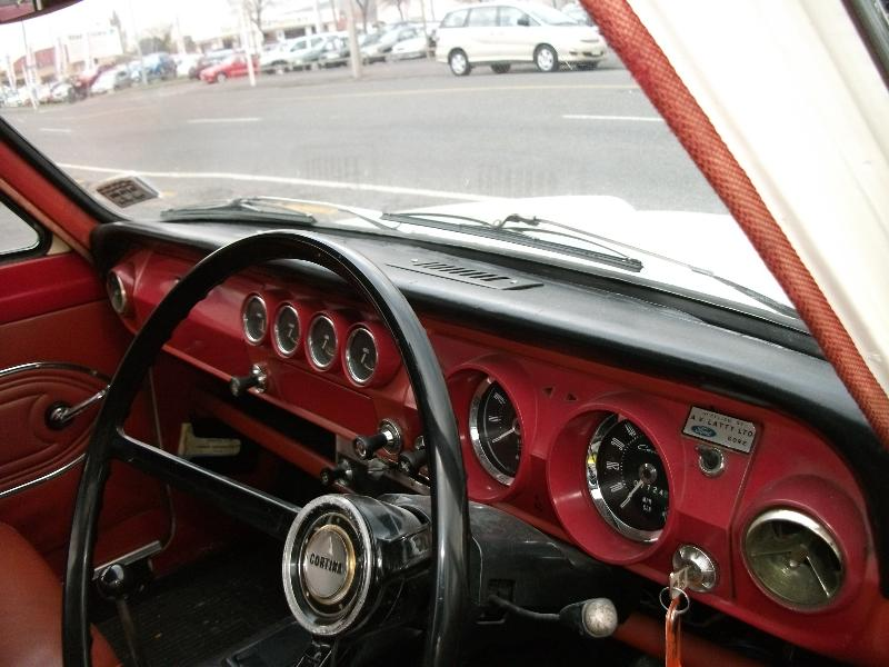 1965 Ford Cortina Gt Moorhouse Muscle Cars Christchurch